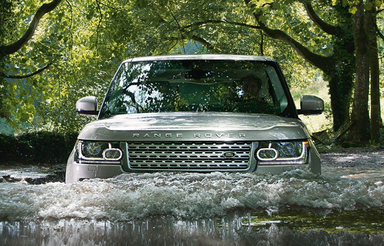 Land rover ausee garage ag au w denswil range rover for Garage land rover amiens